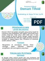 Ppt Refarat Ipd Tifoid (1)