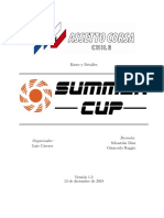 summer cup