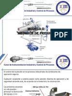 Modulo II - Medidores de Presio .pptx