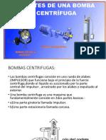 Bombas Centrifuga