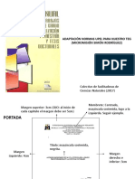 Normas UPEL Adaptadas a La MMSR
