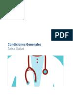 ASISA SALUD-Condicionado General