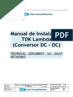 Manual Tdk Lambda