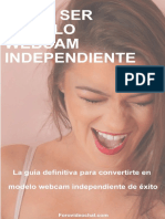 Como ser modelo webcam independiente.pdf