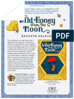 Wild Honey From the Moon by Kenneth Kraegel Author's Note