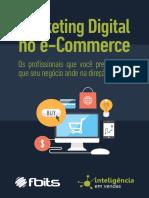 Profissionais Para Grandes Operações de E-commerce