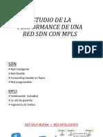 Estudio de La Performance de Una Red Sdn