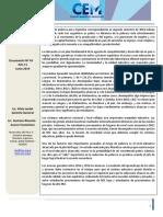 Informe CEM Educacion 2019