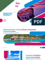 1_Describes the Quantitative Research