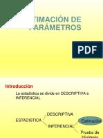 ESTIMACIÓN DE PARAMETROS 2018.pptx