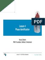 Lesson 4 Phase Identification