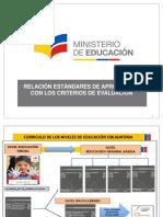 Anexo 2. Ppt Relación Estándares-criterios