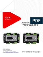 IGS NT Installation Guide 08 2018 r3