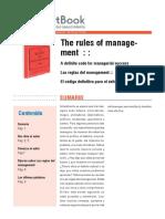 Las Reglas Del Management - Richard Templar