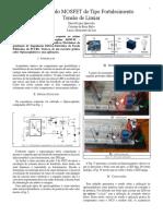 ! Relatório de Eletrônica PUCRS