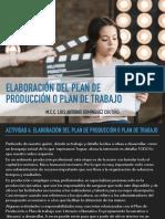 U3. Actividad 4 - Plan de producción