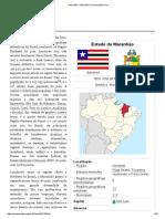 Estado Do Maranhão