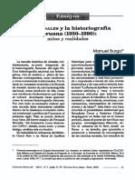 Los Annales y La Historiografia Peruana