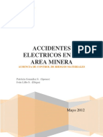 005 Resumen Accidentes Electricos en Mineria