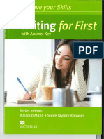 Improve Your Skills - Writing for First