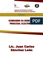 Nulidades en Materia Electoral Federal