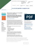 Intervención_ Ayuda a un ser querido a superar una adicción - Mayo Clinic.pdf