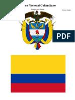 Himno Nacional de Colombia. Oh Gloria Inmarcesible