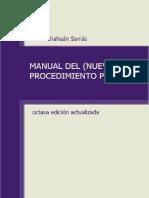 chahuan sarras s - Manual del -Nuevo- Procedimiento Penal. 8va edicion.docx