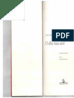 O Olho Mais Azul - Toni Morrison (Completo Em PDF - Português)