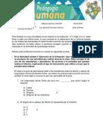 Actividad Unidad 4 Instrumentos de Evaluacion