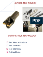 Tool Wear and Failure