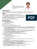 Resume of Ratul (1)