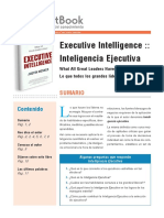 Inteligencia Ejecutiva - Justin Menkes