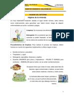 DOCUMENTOS de APOYO 1- Higiene Del Entorno - Nutrición Infantil