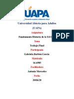 TRABAJO FINAL Fundamento Historia de La Ed Dom