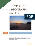 tutorial de Fotografia em HDR - Ricardo Santos - Português