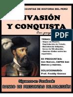 Historia Del Peru.4(Invasion y Conquista)