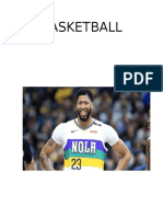 Informe basquetbol