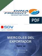 Caso Practico Exportacion Parte VIII