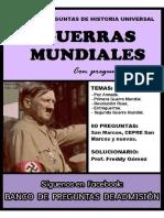 Historia Universal.7(Guerras Mundiales)