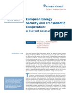 European Energy Security and Transatlantic Cooperation