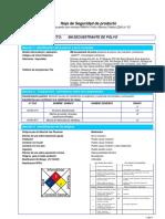HDS 8M SECUESTRANTE DE POLVO