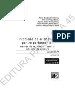 Probleme de Aritmetica 2016