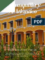 Gastronomia Barranquilla y Atlantico Web