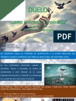 Duelo Maestria en Tanatologia g34