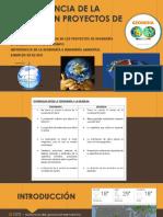 La Importancia de La Geodesia en Proyectos De