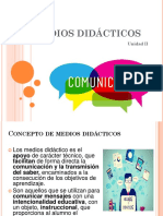 Medios Didacticos