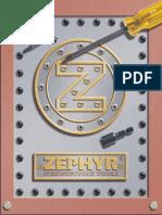 Zephyr Screwdriver Catalog