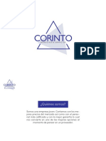 Brochure Corinto