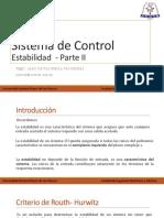 Clase VII- Sistemas de Control I